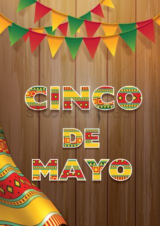 Cloth : Cinco de mayo design