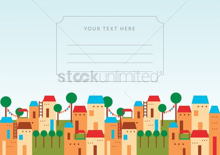Architectures : City background with copy space