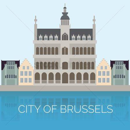 Belgium : City of brussels
