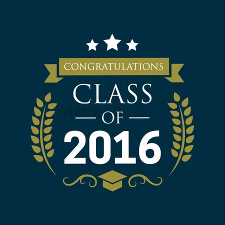 Achievement : Class of 2016 badge