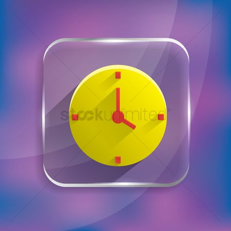Clears : Clock icon