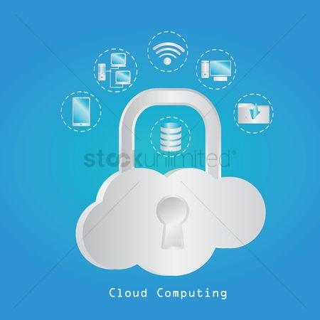 Wifi : Cloud computing concept