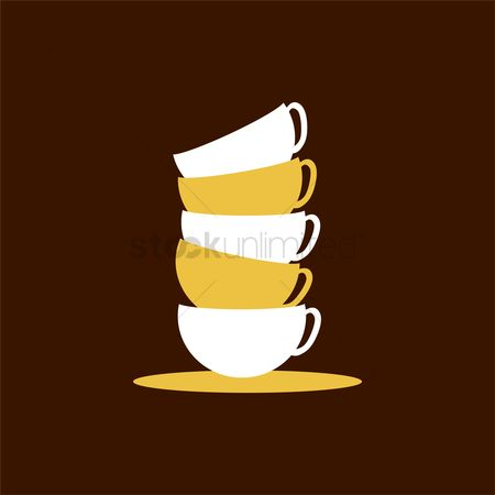 Cafe : Coffee cup