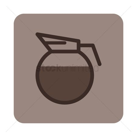 Servings : Coffee maker jug