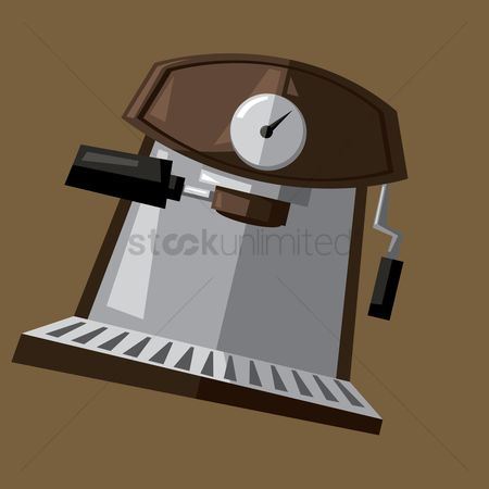 Makers : Coffee maker