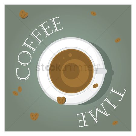 Flavor : Coffee time design