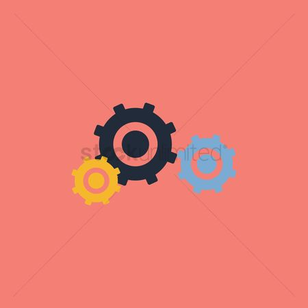 Machineries : Cogwheels