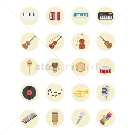 Trumpets : Collection musical instruments