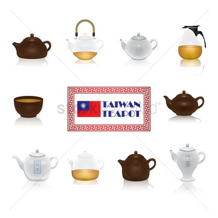 Teapot : Collection of chinese teapots