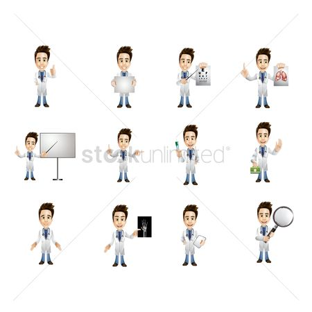 Whiteboard : Collection of doctors