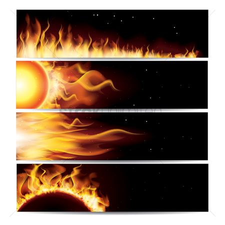 Fuel : Collection of fire banners