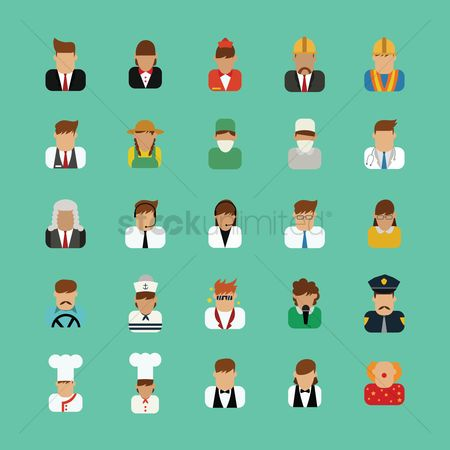 Surgeon : Collection of people and occupations