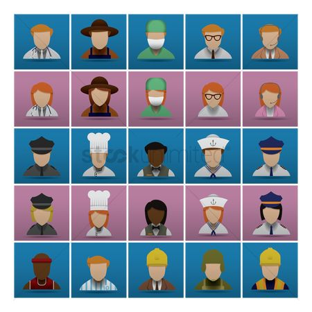 Surgeons : Collection of people and occupations