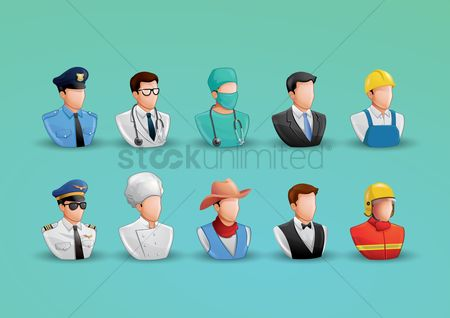 Doctor : Collection of people and occupations