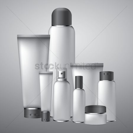 Clean : Collection of tube containers