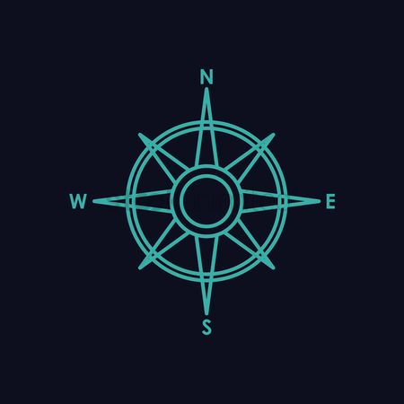 Nautical : Compass