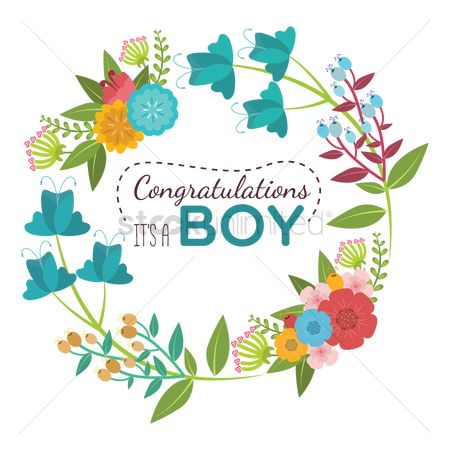 Compliment : Congratulations its a boy