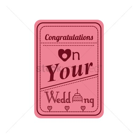 Compliment : Congratulations on your wedding
