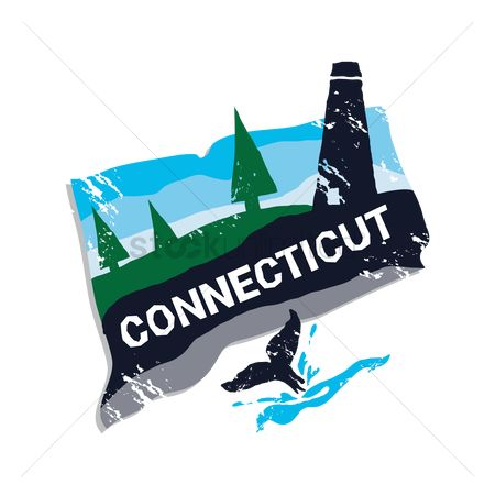 Connecticut : Connecticut state