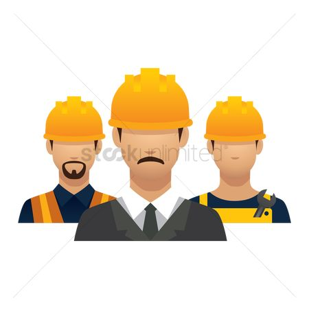 Workers : Construction people
