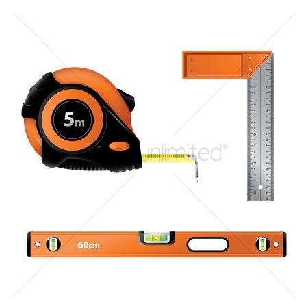 Setsquare : Construction tools