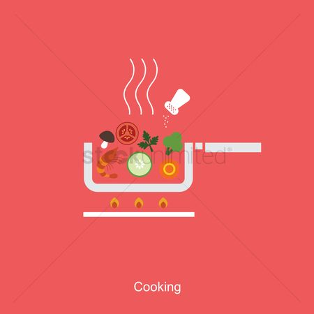 Stove : Cooking