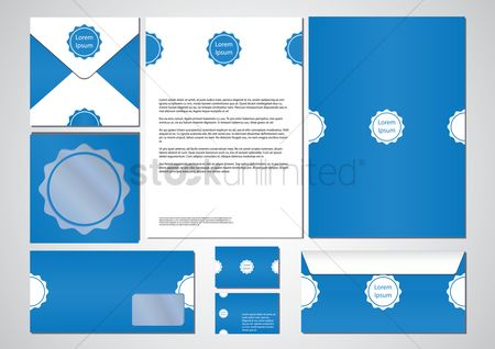 Backview : Corporate identity