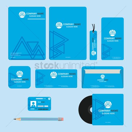 Notebooks : Corporate identity