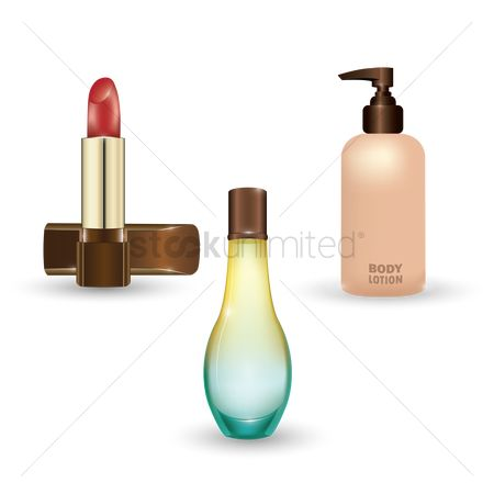 Products : Cosmetic collection