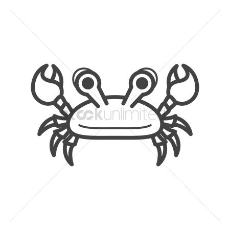 Claws : Crab