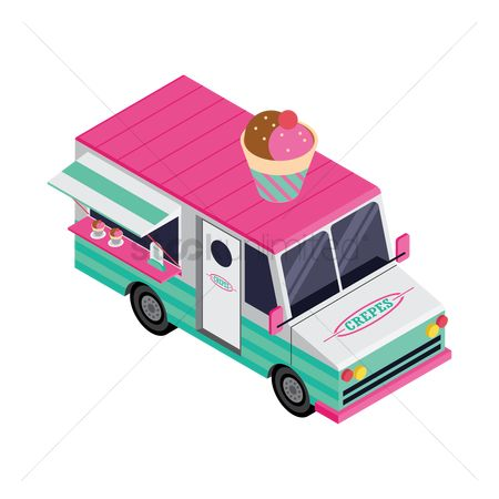 Toppings : Crepes truck