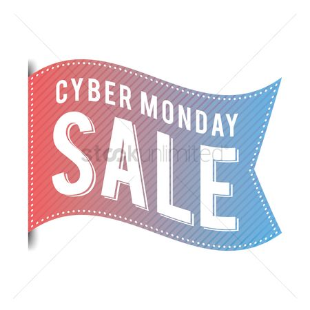 Terms : Cyber monday sale banner