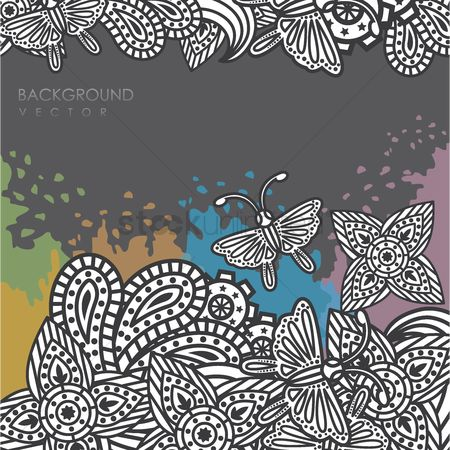 Backdrops : Decorative background