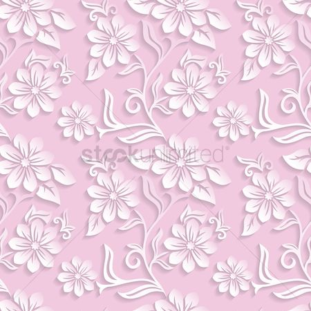 Patterns : Decorative background