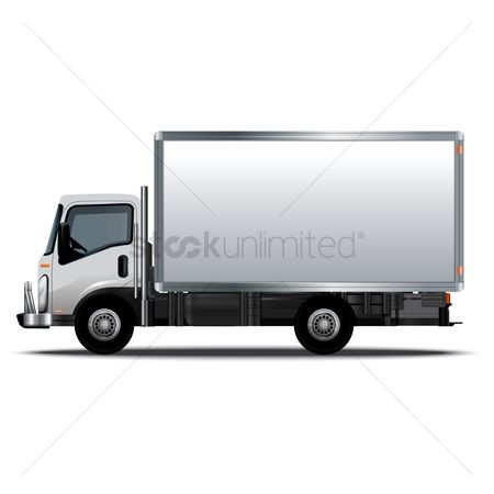 Lorries : Delivery truck