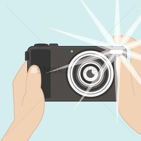 Snaps : Digital camera with flash light