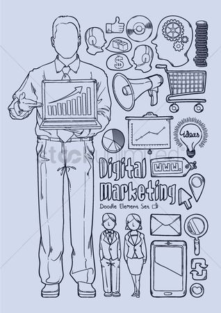 Shopping cart : Digital marketing