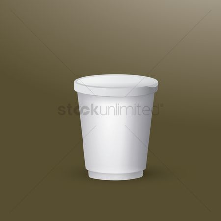 Disposable cup : Disposable cup