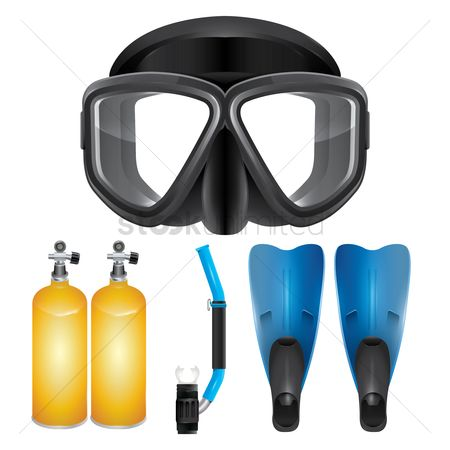 Tanks : Diving gear