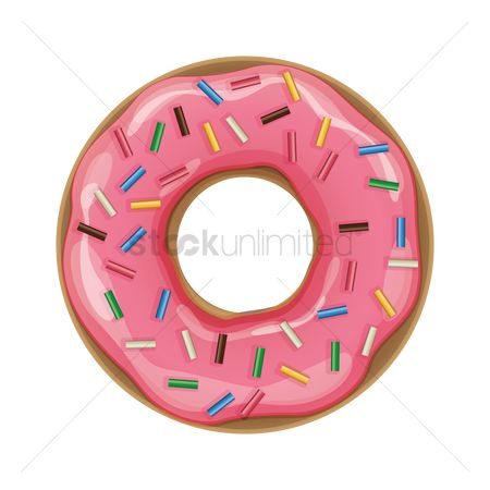 Confections : Donut