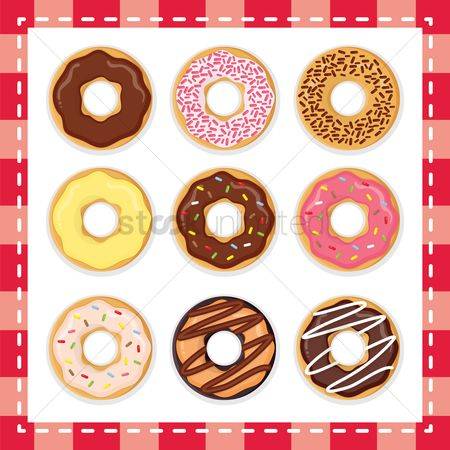 Confectionery : Doughnut