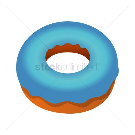 Blueberry : Doughnut