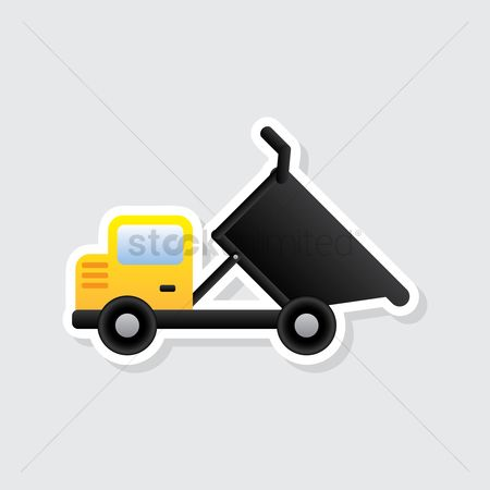 Machineries : Dump truck
