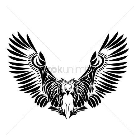 Hawks : Eagle tattoo