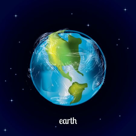 Earth  graphic vector : Earth