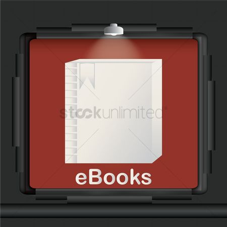 Stories : Ebooks advertisement board