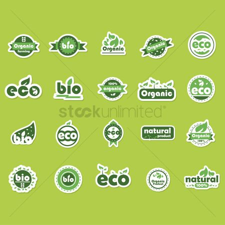 Biology : Eco friendly label