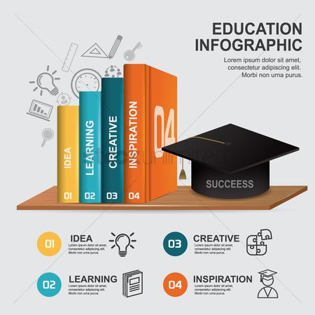 Jigsaw : Education infographic design