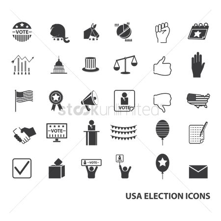 Medal : Election icons