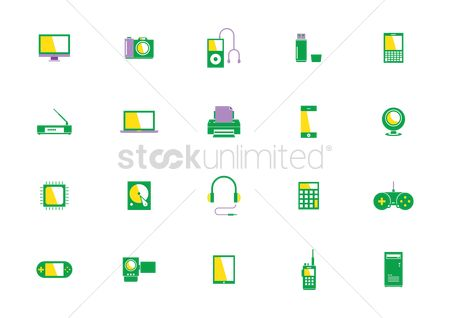 Pendrive : Electronic device collection